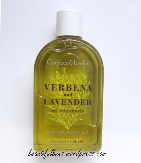Crabtree Verbana Shower Gel