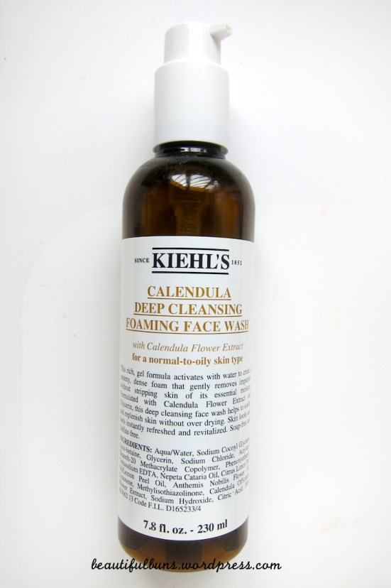 Kiehls Calendula Deep Cleansing