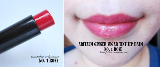 Aritaum Ginger Sugar Tint Lip Balm (5)