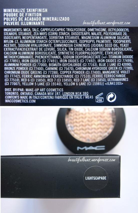MAC Mineralize Skinfinish Lightscapade (2)