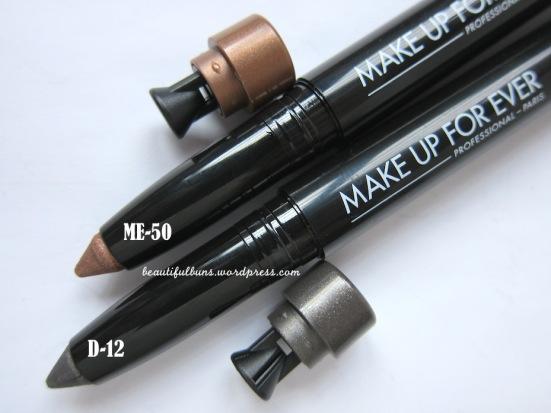 Make Up For Ever Aqua Matic Eyeshadows3