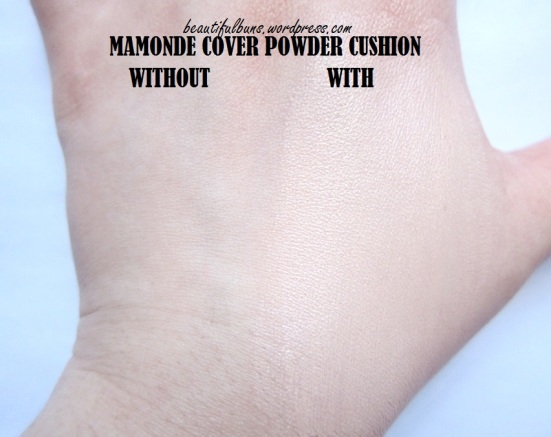 Mamonde Cover Powder Cushion (9)