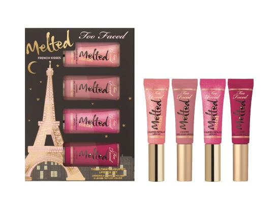 Too Faced French Kisses Melted, $35 combined