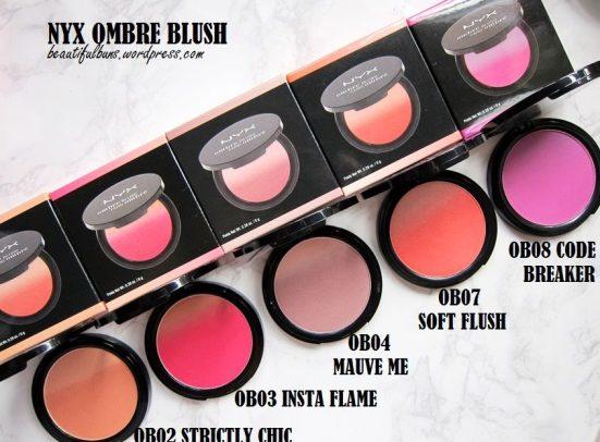 NYX Ombre Blush (2)